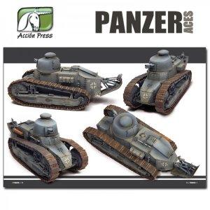 Panzer Aces Nº 52  (Vista 3)