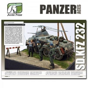 Panzer Aces Nº 52  (Vista 5)