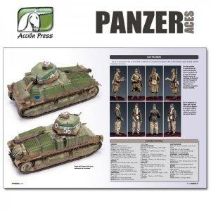 Panzer Aces Nº 52  (Vista 6)