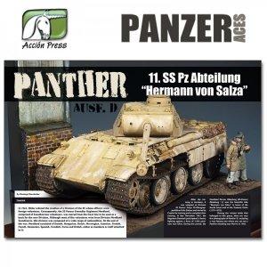 Panzer Aces Nº 53  (Vista 2)