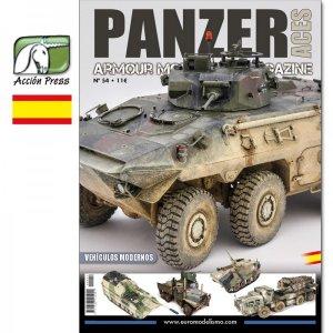 Panzer Aces Nº 54  (Vista 1)
