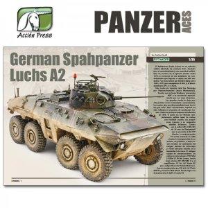 Panzer Aces Nº 54  (Vista 2)