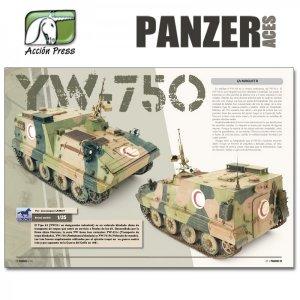 Panzer Aces Nº 54  (Vista 5)