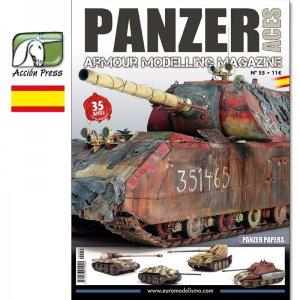 Panzer Aces Nº 55  (Vista 1)