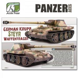 Panzer Aces Nº 55  (Vista 2)