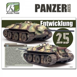 Panzer Aces Nº 55  (Vista 3)