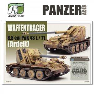 Panzer Aces Nº 55  (Vista 6)