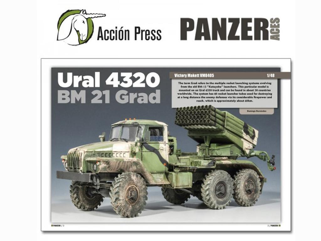 Panzer Aces Nº 57  (Vista 2)