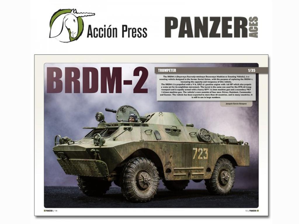 Panzer Aces Nº 57  (Vista 3)