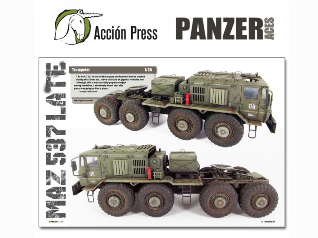 Panzer Aces Nº 57  (Vista 4)