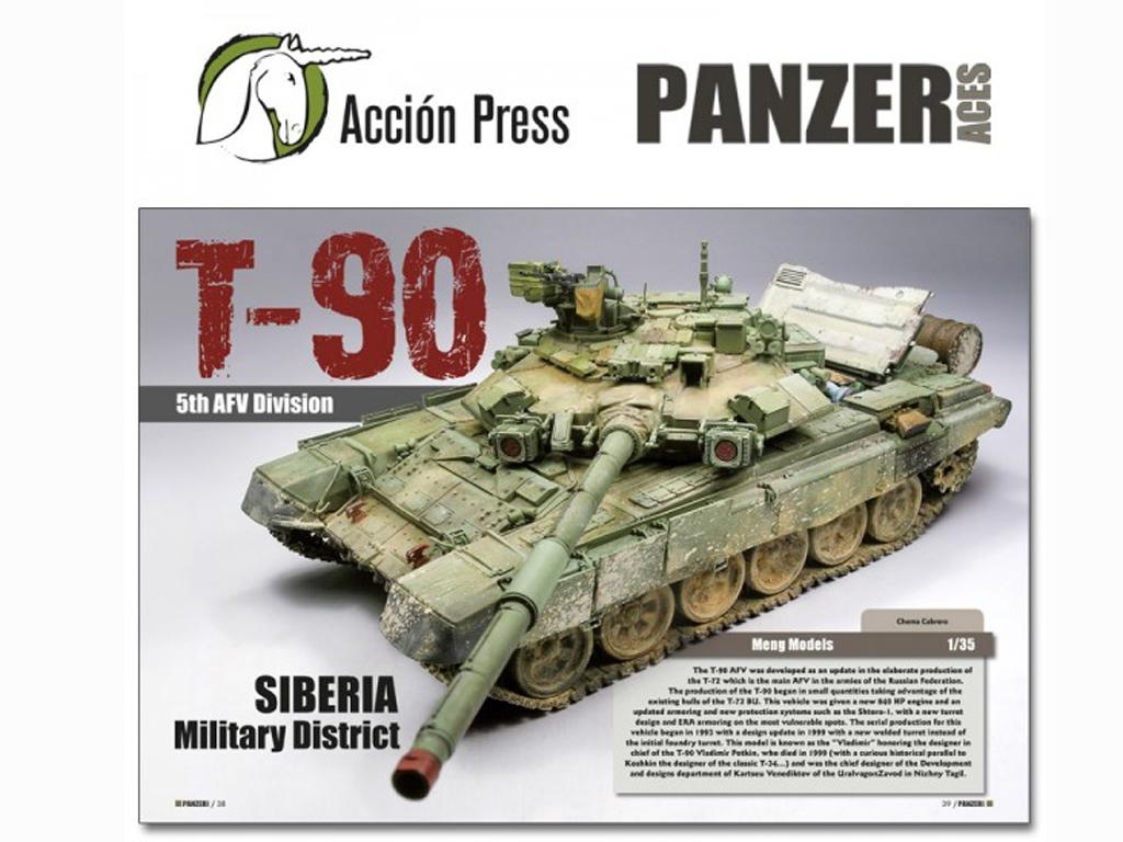 Panzer Aces Nº 57  (Vista 5)