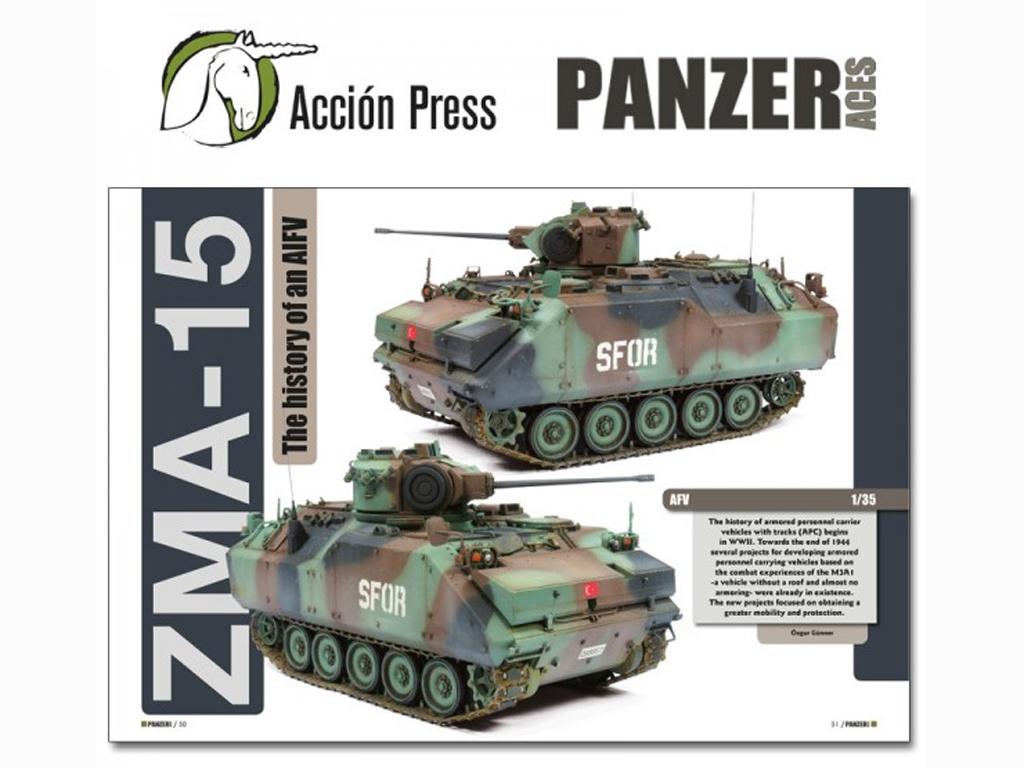 Panzer Aces Nº 57  (Vista 6)