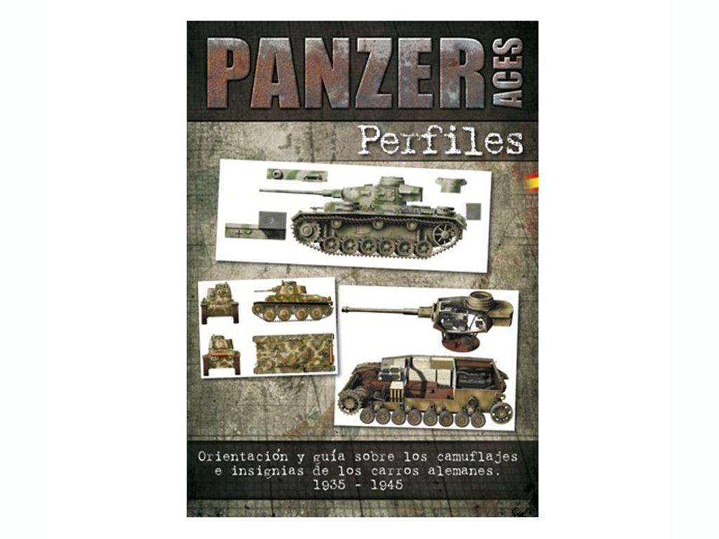 Perfiles Panzer Aces 1 - Ref.: ACCI-PPA001