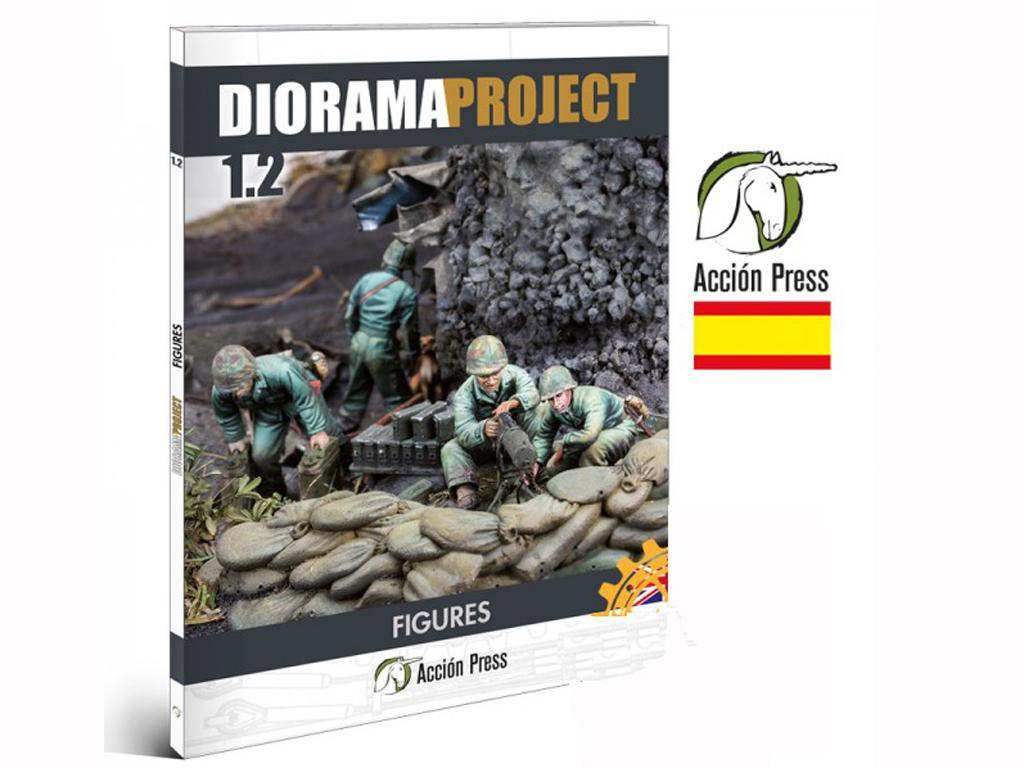 DioramaProject 1.2 - Figuras (Vista 1)