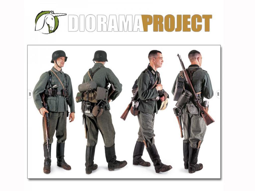 DioramaProject 1.2 - Figuras (Vista 2)