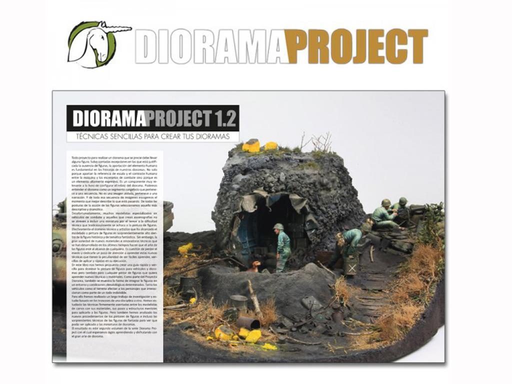 DioramaProject 1.2 - Figuras (Vista 3)