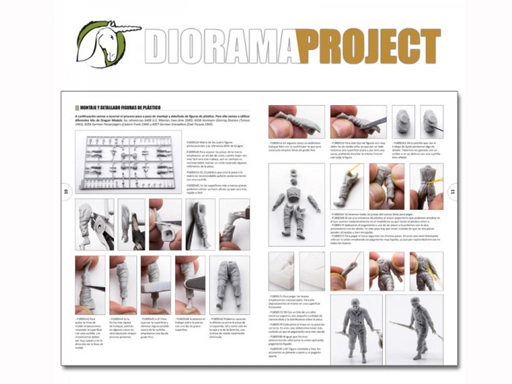 DioramaProject 1.2 - Figuras (Vista 5)