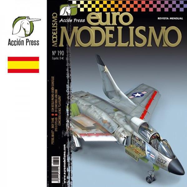 Euro Modelismo 190 (Vista 1)