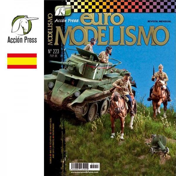 EuroModelismo 223  (Vista 1)
