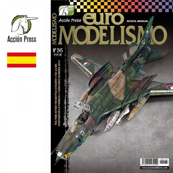 Euro Modelismo 245 (Vista 1)