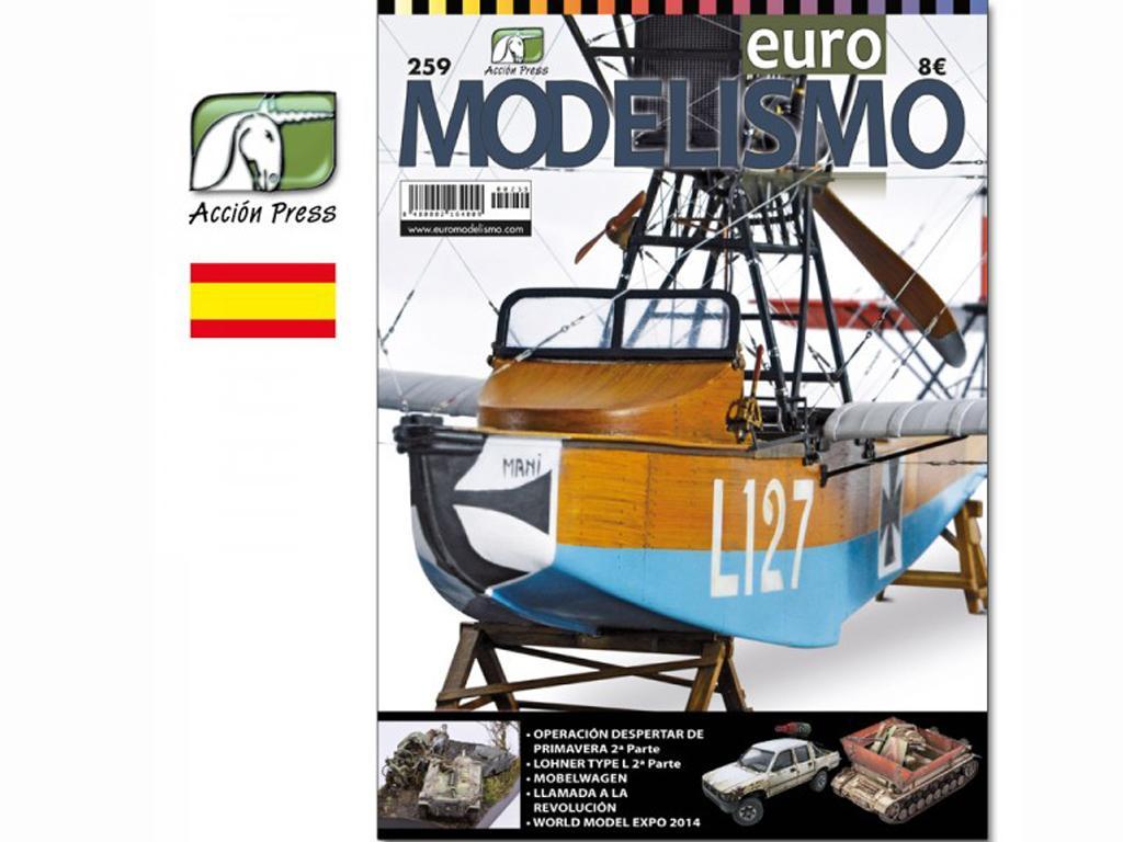 Euro Modelismo 259 (Vista 1)
