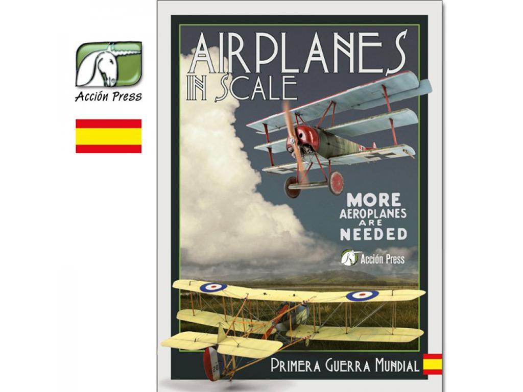Airplanes in Scale - Primera Guerra Mundial  (Vista 1)
