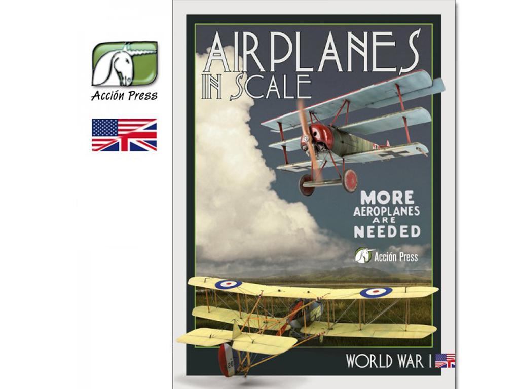 Airplanes in Scale - First World War  (Vista 1)