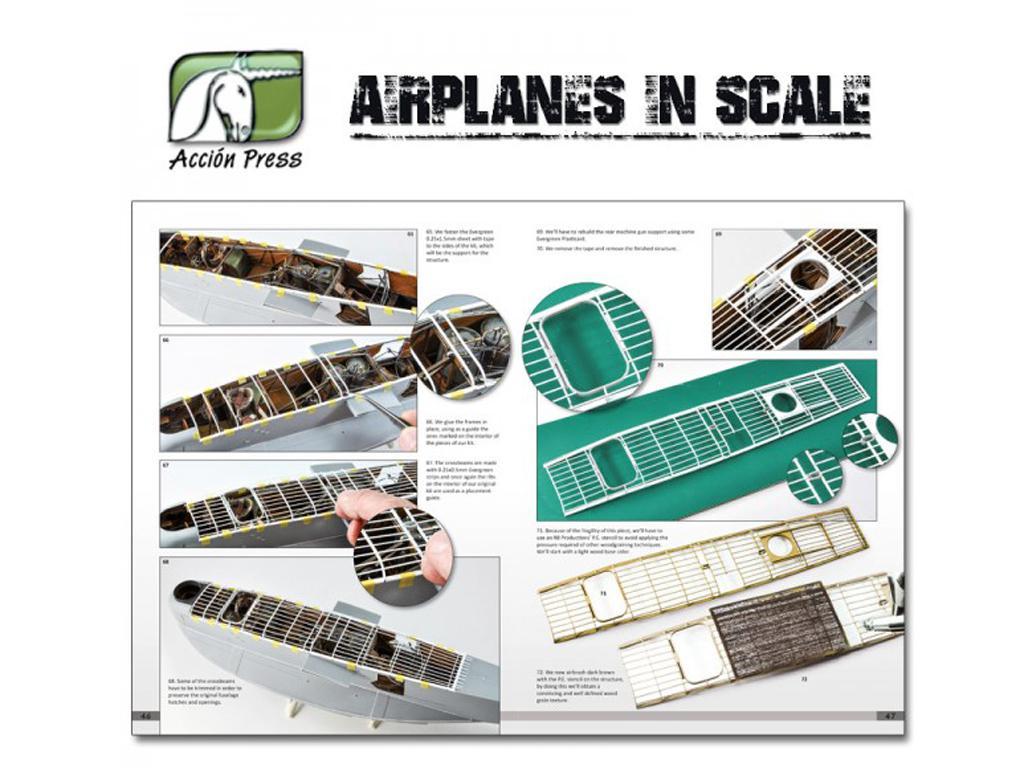 Airplanes in Scale - First World War  (Vista 8)