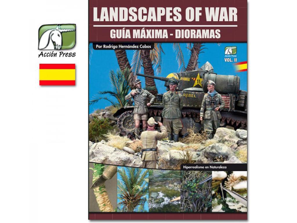 Guia Maxima Dioramas Vol.II (Vista 1)