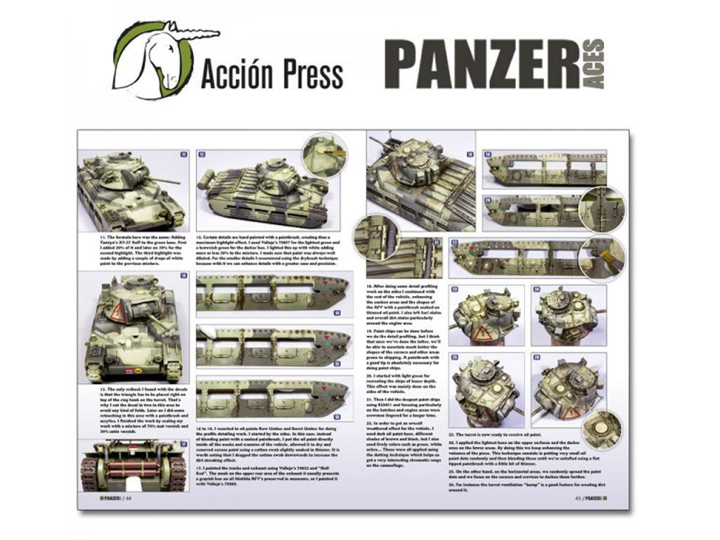 Panzer Aces 60 (Vista 10)