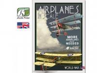 Airplanes in Scale - First World War  (Vista 18)