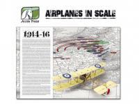 Airplanes in Scale - First World War  (Vista 20)