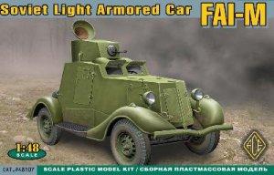 FAI-M Armoured Car  (Vista 1)