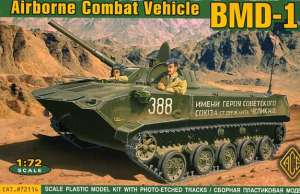BMD-1 Airborne Fighting Vehicle (PE Trac