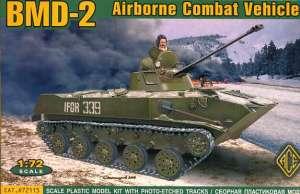 BMD-2 Airborne Fighting Vehicle   (Vista 1)