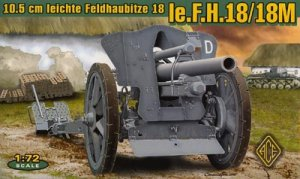 le FH18 10,5 cm Field Howitzer