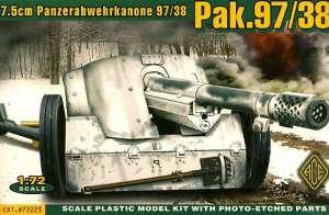 Pak.97/38 -7.5cm Panzerabwehrkanone 97/3  (Vista 1)