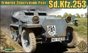 Sd.Kfz.253 Armoured Observation