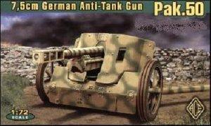 German Antitank Pak 50 - 7.5cm   (Vista 1)