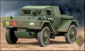Light Armored Car Dingo Mk.I