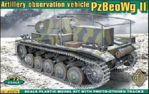 German PzBeoWg II - artillery observatio  (Vista 1)