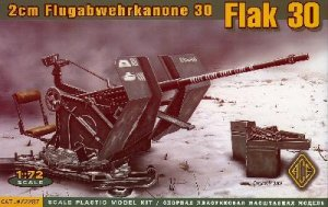 German Flak 30 - 20mm