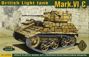 British Light tank Mark.VI C