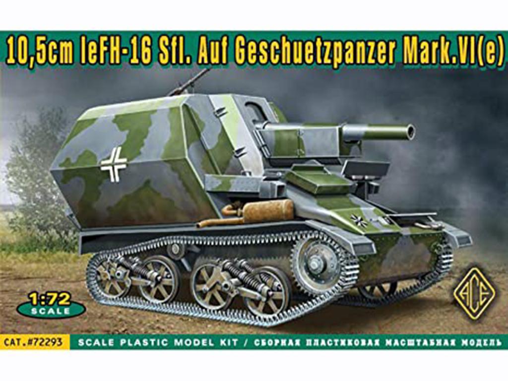 10,5cm leFH-16 Sfl. Auf Geschuetzpanzer   (Vista 1)