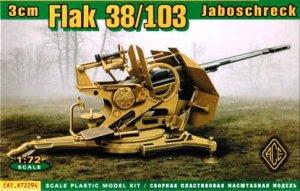 German 3cm Flak 103/38 Jaboshreck  (Vista 1)