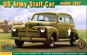 US Army Staff Car model 1942  (Vista 1)