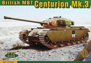 British MBT Centurion Mk.3  (Vista 1)