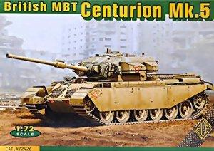 British MBT Сenturion Mk.5  (Vista 1)