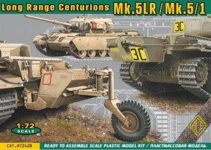 Long Range Centurions Mk.5LR/Mk.5/1  (Vista 1)