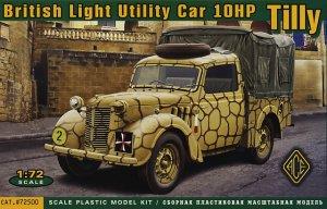 British Light Utility Car Tilly 10HP  (Vista 1)